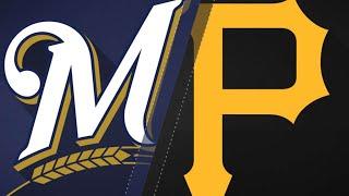 Moustakas, Yelich, Shaw homer in 13-6 win: 9/23/18