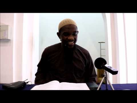 Q: Must we clean our hands with soil if a dog licks it? | Ibrahim Nuhu