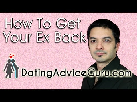 How To Get Your Ex Back - Get Your Ex-Boyfriend Back FAST! (Dating Advice)