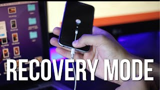 How To Put Iphone 6 6s In Recovery Restore Mode
