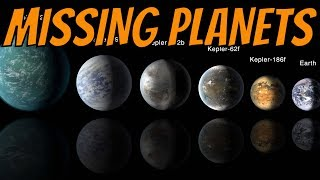 Missing Planets That Disappeared From Our Solar System