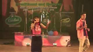 Live-Nazrein Meri by Parmita Reang feat Jonipher Nuncio Jamatia(JNJ) at Jonijong Records