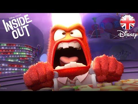 INSIDE OUT | Trailer 2 - UK | Official Disney UK