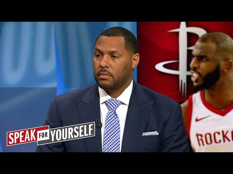Eddie House on Golden State's 4th quarter collapse in Game 4 vs Houston | NBA | SPEAK FOR YOURSELF