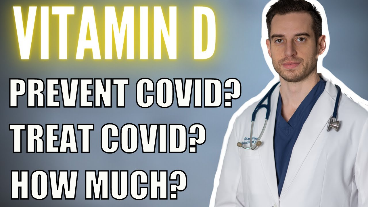 Vitamin D and COVID 19 NEW Studies - Evidence for a Protective Role of Vitamin D in COVID 19