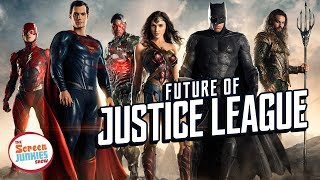 After Justice League The Future Of Dc Movies spoilers