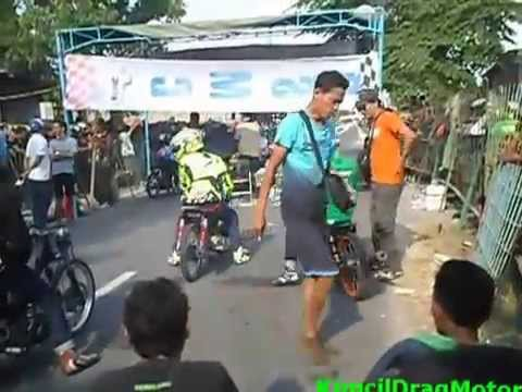 DragRace Motorcycle asia 2014