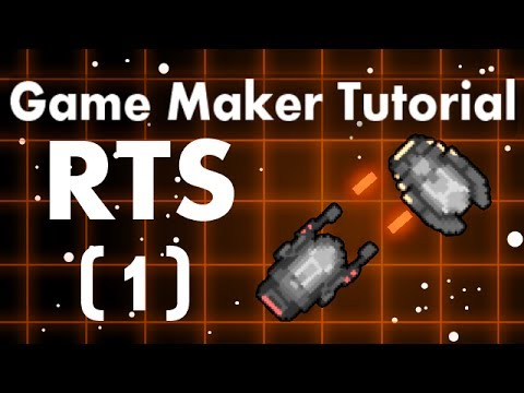 [Game Maker Tutorial] Space RTS [1]