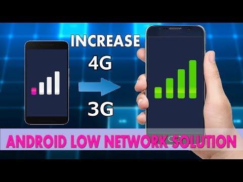 Android network problem? Make network solutions free
