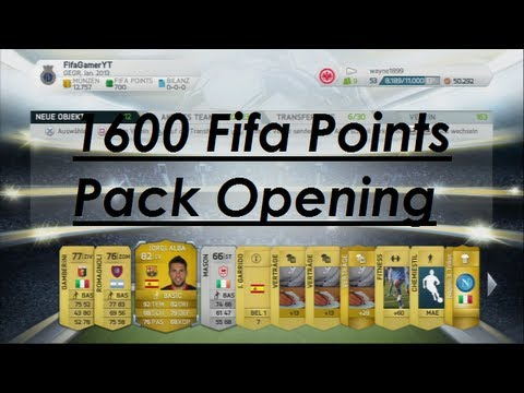 Fifa 14 UT - Großes Pack Opening auf PS3 - Aguero IF?! - Ultimate Team