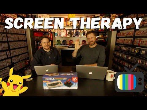 Screen Therapy Episode #3 - Grown men playing Pokemon...