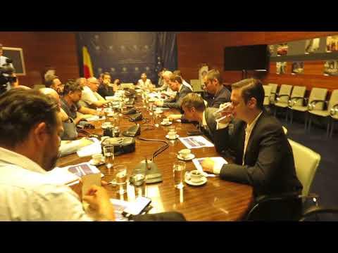 Victor Negrescu on EU Enlargement and prospective Moldova membership of EU