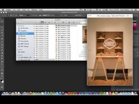 How to Batch Resize Multiple Images in Photoshop