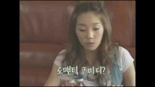 "Taeyeon ""romantic Comedy?"""