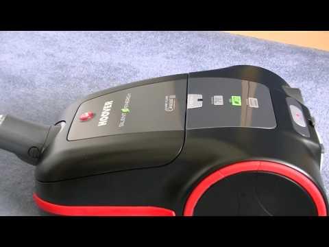 Hoover Silent Energy Vacuum Cleaner Demonstration Video Bloopers!