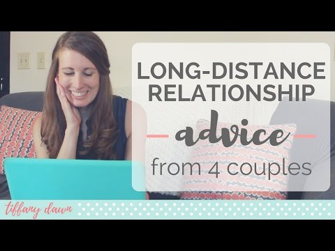 Long-Distance Relationships Dating Advice | PLUS Marriage Advice!