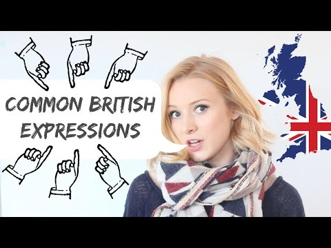 5 Common British English Expressions!