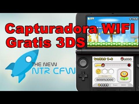 Tutorial Capturadora Wifi New 3DS