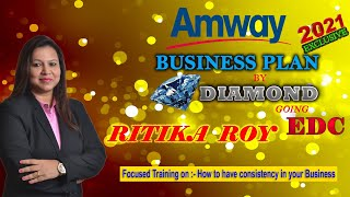 Tuesday's Entrepreneur Meet - Ritika Roy | Spl. Training :  How to have consistency in your Business
