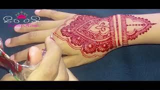 Style Henna Fun Medium Zahrina Henna Design