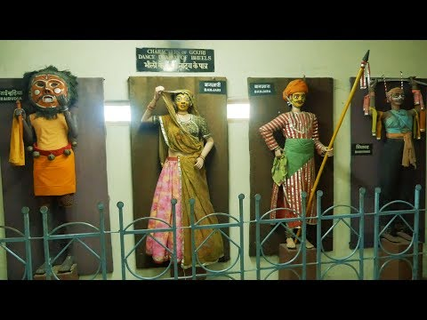 Indian Traditional Dresses and Characters of ancient time Rajasthan Culture video