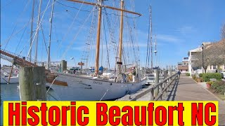 Download Voted Best Place to Live Beaufort North Carolina Carteret County NC Video