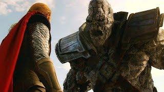 Download Thor vs Stone Giant - Vanaheim Battle (Scene) Movie CLIP HD Video