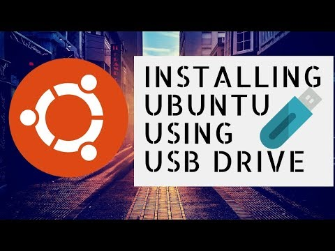 How To Install/Boot Ubuntu 16.0.4 Using USB Drive