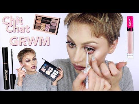 Chatty GRWM: Easy Everyday Makeup | Alexandra Anele