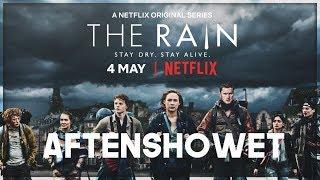 THE RAIN I AFTENSHOWET! (THE RAIN NETFLIX SERIES)