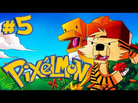 Crew Pixelmon | A Shiny Legendary!? [Pokemon Minecraft Mod]