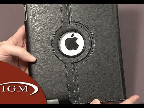 Targus 360-Degree iPad 2 Case-Stand - iPad rotates while in case (Review)