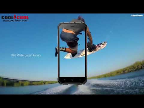 Ulefone ARMOR X Official Introduction Video