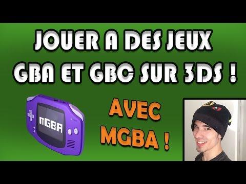 JOUER à des ROMS GBA et GBC sur 3DS !