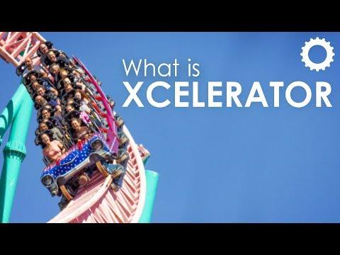 What is: Xcelerator - Knott's Berry Farm