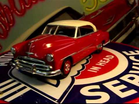 Vintage 1/24 Scale Model Cars built in the 60's -70's (Car Show Part 1)