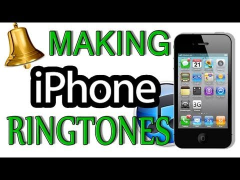 How to Make Free iPhone Ringtones With iTunes 10
