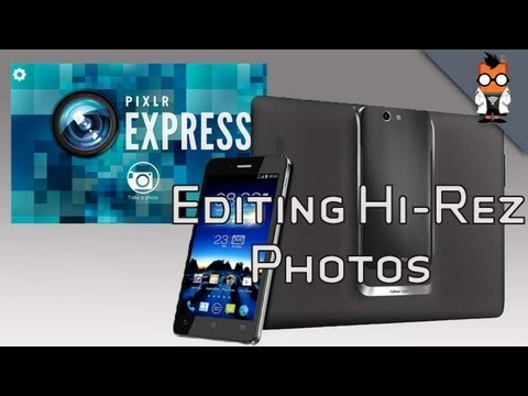 Pixlr Express - Top Free High Resolution Photo Editor for Android