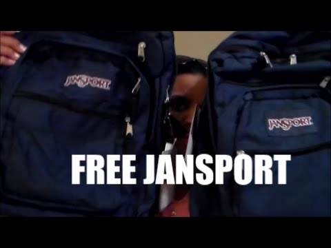 Academy Exchanges JanSport...FREE  Backpacks Every Year