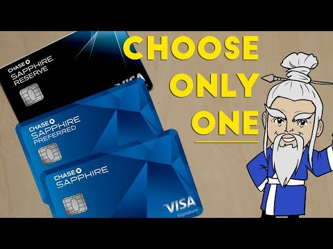 Chase Launches New Restrictions on Sapphire Cards