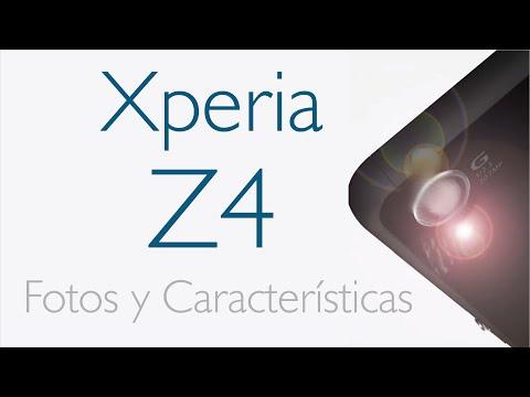 Sony XPERIA Z4: Fotos, Características y Rumores (en Español)