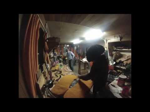 Chuck Swisher builds a saddle time-lapse video