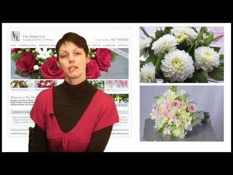The Florist Ltd: flower delivery in the UK