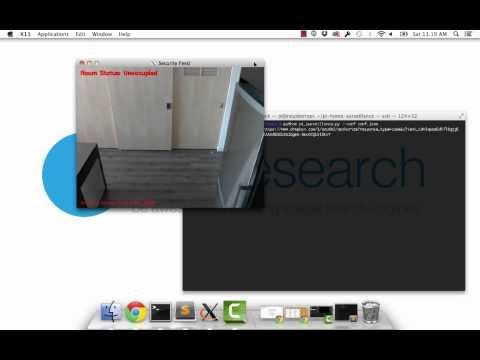 Building a custom home surveillance system using Python, OpenCV, and your Raspberry Pi (Part 2)