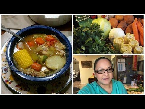 Caldo de Pollo~How to make Mexican Chicken Soup~The JayLi Life~