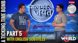 Satyamev Jayate Season 3 | Episode 4 | TB - The Ticking Time Bomb | Beyond call of duty (Subtitled)