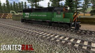 Jointed Rail (Trainz Simulator Add On) Videos - 9tube tv