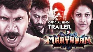 MAAYAVAN (2019) Official Hindi Trailer | Sundeep Kishan,Lavanya,Jackie Shroff | South Movies 2019