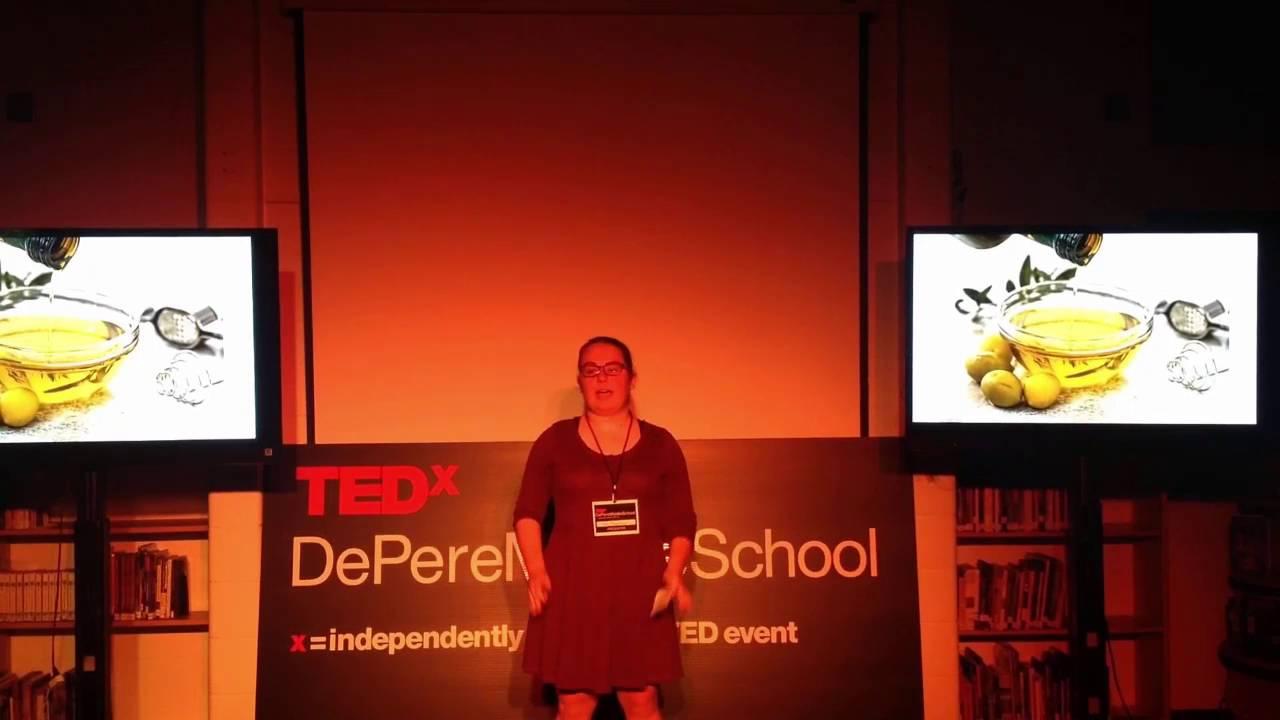 How I Reversed My Pre-Diabetes | Kate Kowalczyk | TEDxDePereMiddleSchool