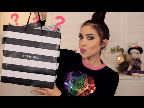 Bomb New Makeup at Sephora Haul | Dulcecandy